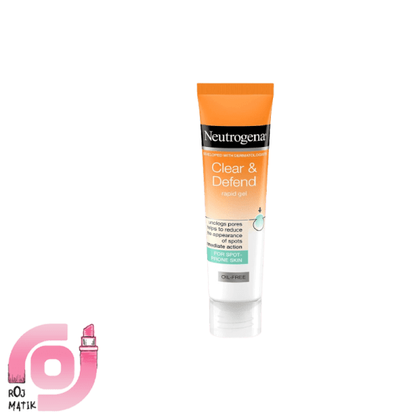 Neutrogena Clear and Defence rapid gel